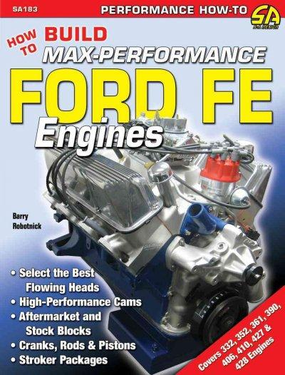 How to Build Max-Performance Ford FE Engines (Paperback)