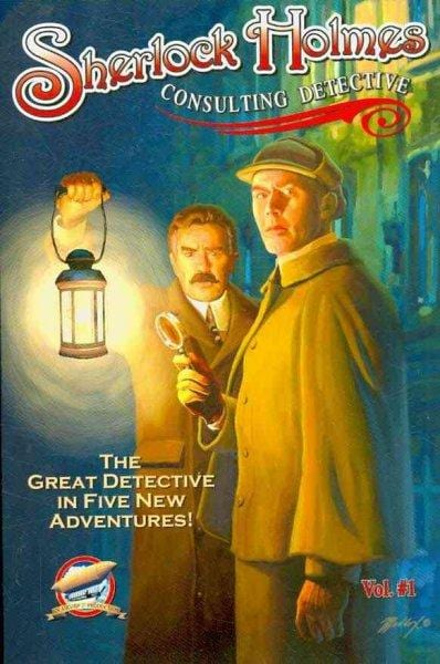 Sherlock Holmes: Consulting Detective (Paperback)