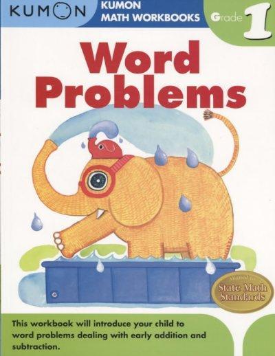 Word Problems Grade 1 (Paperback)