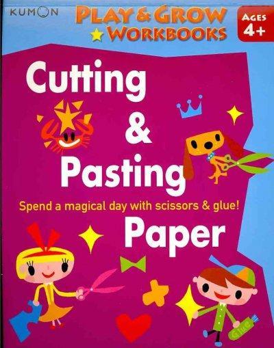 Cutting & Pasting Paper (Paperback)