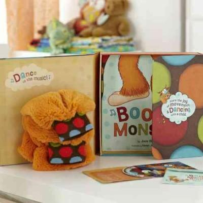Boogie Monster Dance Kit