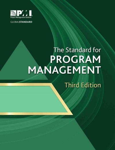 The Standard for Program Management (Paperback)