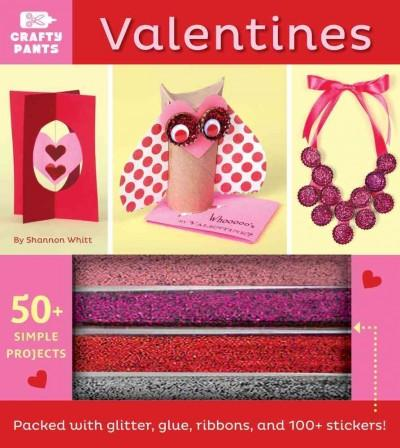 Crafty Valentines (Hardcover)