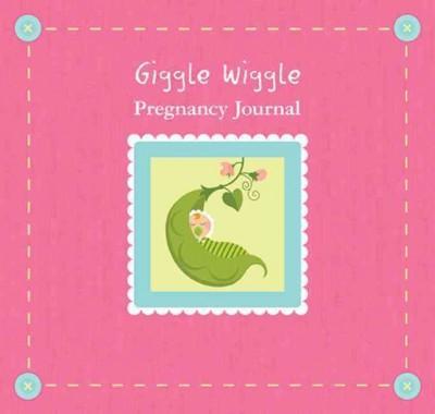 Giggle Wiggle Pregnancy Journal (Spiral bound)