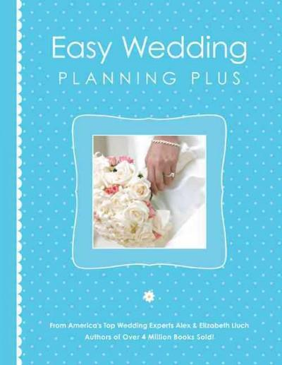 Easy Wedding Planning Plus (Paperback)