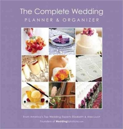 The Complete Wedding Planner & Organizer (Loose-leaf)