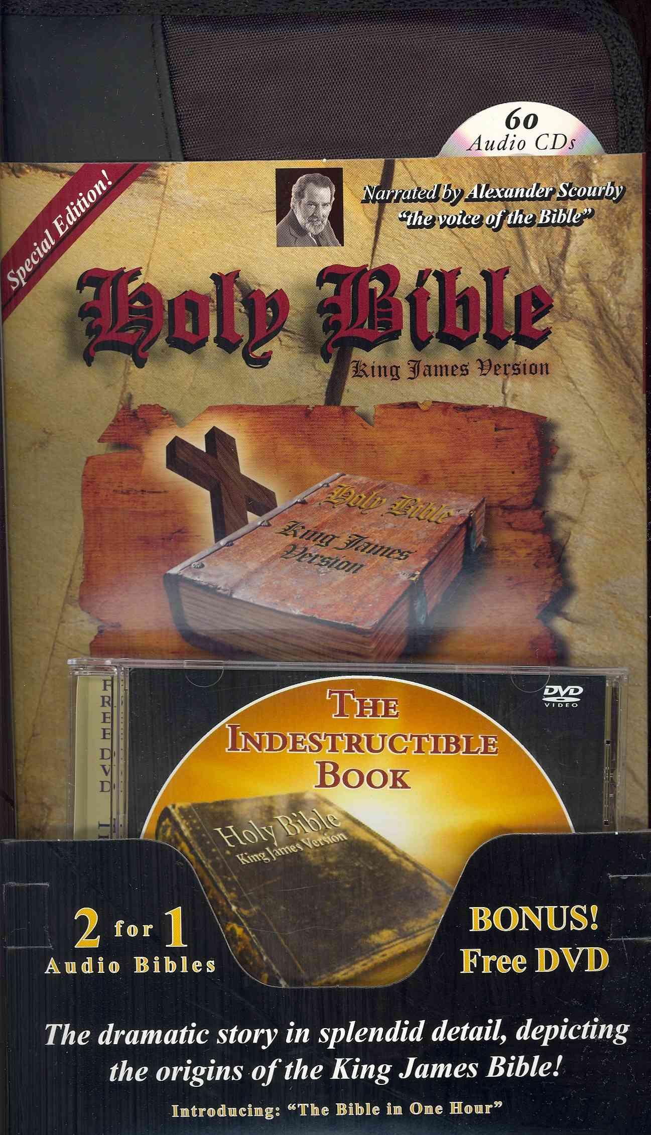Audio Bible: King James Version