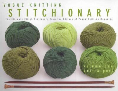 Knit & Purl (Paperback)