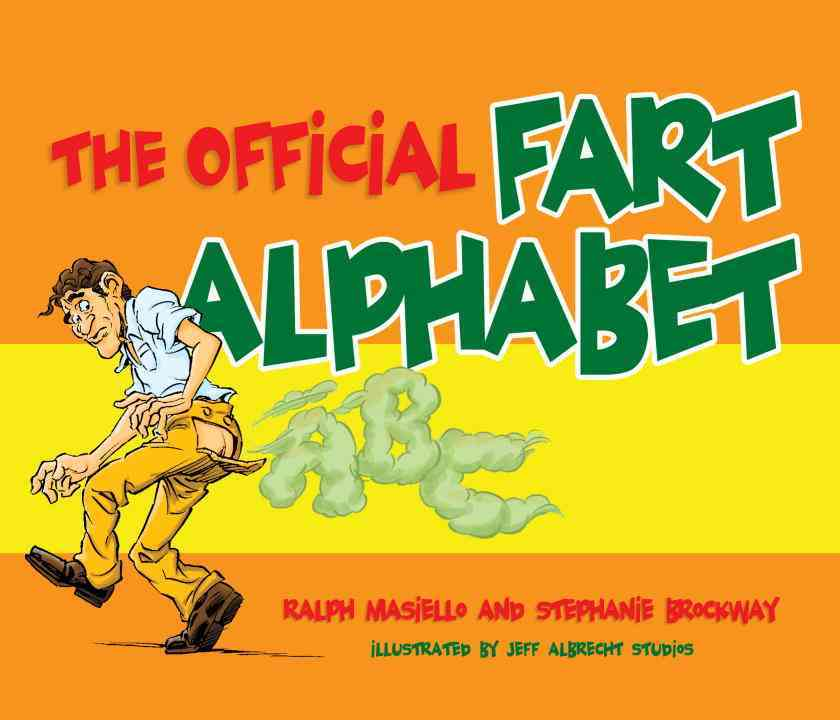 The Official Fart Alphabet (Paperback)
