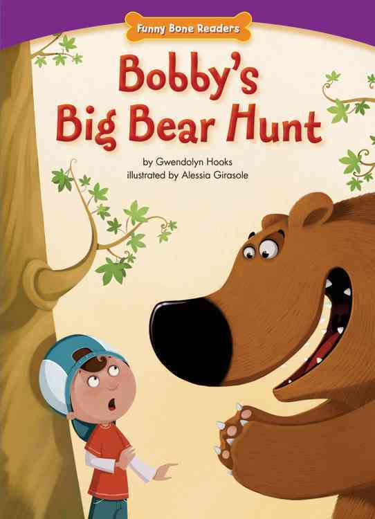 Bobby's Big Bear Hunt (Paperback)