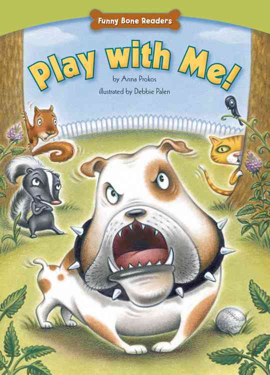 Play With Me! (Paperback)