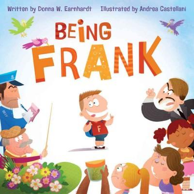 Being Frank (Hardcover)