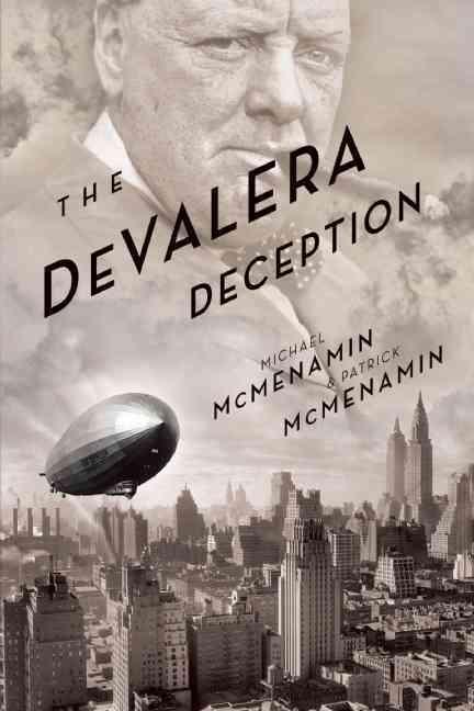 The De Valera Deception: The Winston Churchill Thrillers (Paperback)
