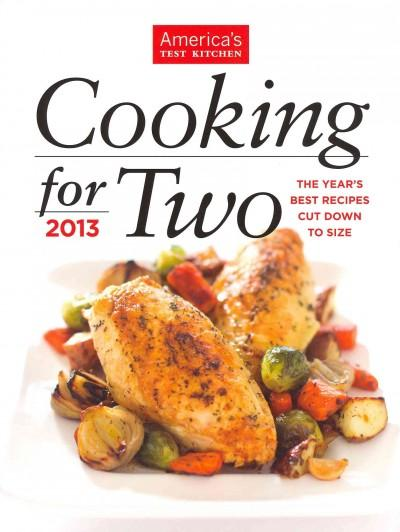 Cooking for Two 2013 (Hardcover)