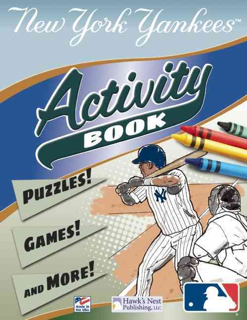 Yankees Activity Book (Paperback)