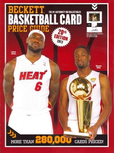 Beckett Basketball Card Price Guide Number 20 (Paperback)