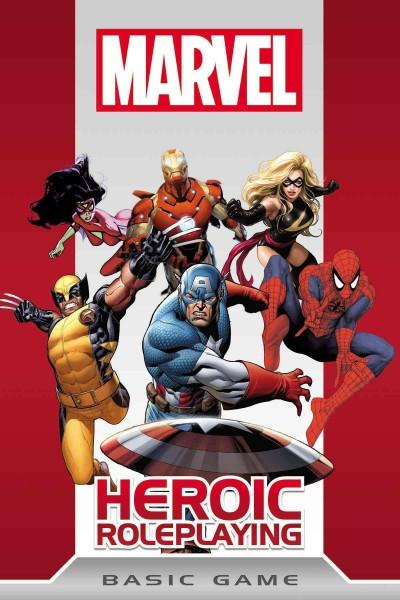 Marvel Heroic Roleplaying: Basic Game (Paperback) - Thumbnail 0