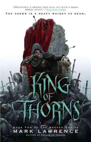 King of Thorns (Hardcover)