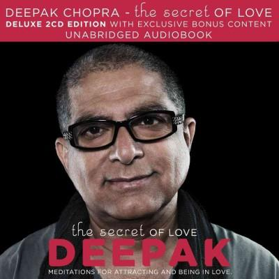The Secret of Love: Meditations for Attracting and Being in Love (CD-Audio)