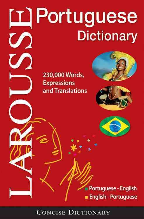 Larousse Concise Portuguese-English/ English-Portuguese Dictionary (Paperback)