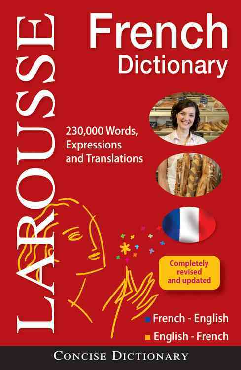Larousse French Dictionary (Paperback)