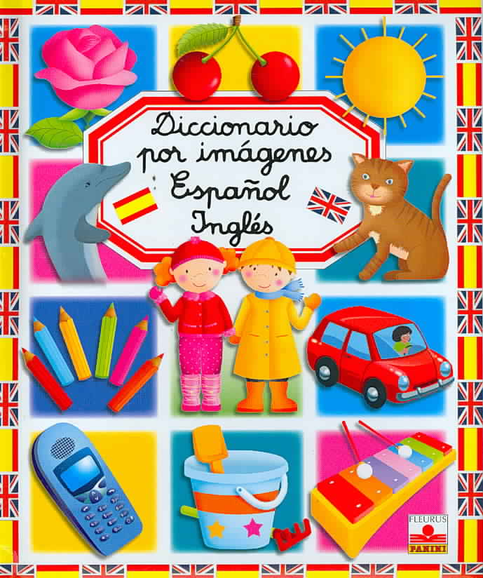 Diccionario por imagenes Espanol-Ingles/ Spanish-English Picture Dictionary (Hardcover)