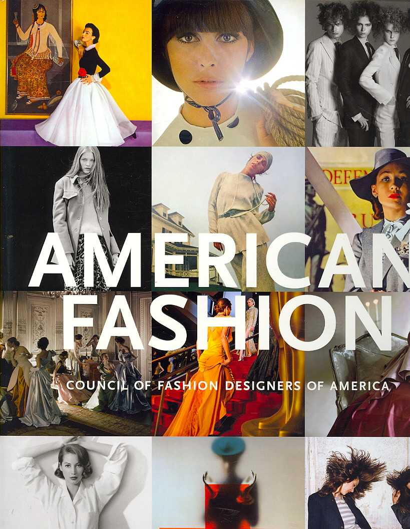 American Fashion (Hardcover)