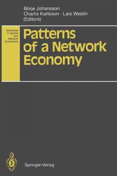 Patterns of a Network Economy (Paperback)