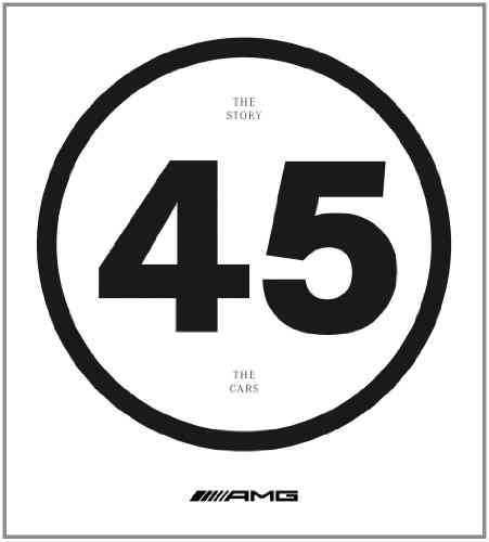 AMG 45: The Story--The Cars (Hardcover)