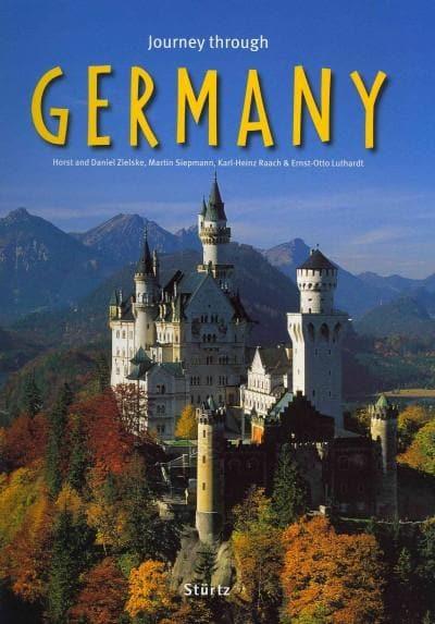 Journey Through Germany (Hardcover)