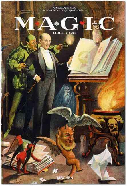 Magic: 1400s -1950s (Hardcover)