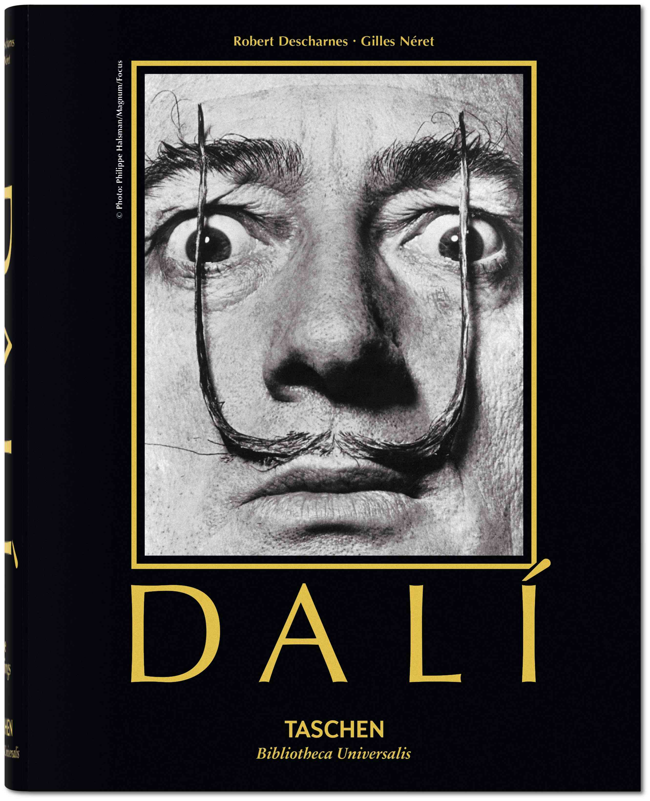 Salvador Dali (Hardcover)