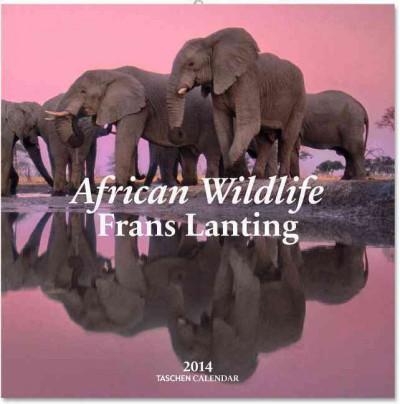 African Wildlife 2014 Calendar (Calendar)
