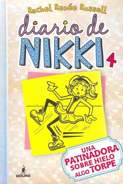 Una patinadora sobre hielo algo torpe / Tales From a Not-So-Graceful Ice Princess (Hardcover)