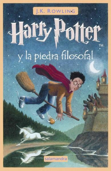 Harry Potter y la piedra filosofal / Harry Potter and the Sorcerer's Stone (Hardcover) - Thumbnail 0