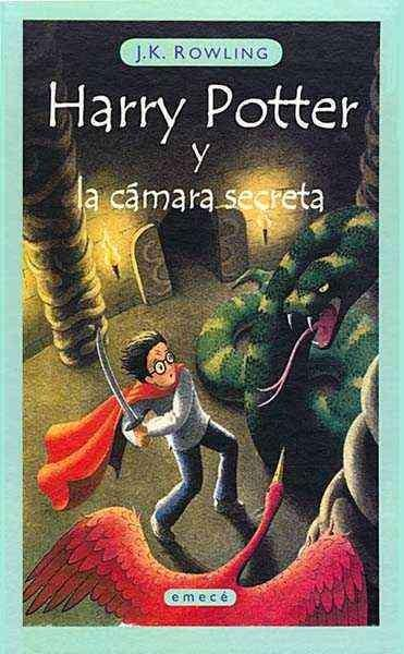 Harry Potter y la camara secreta / Harry Potter and the Chamber of Secrets (Paperback) - Thumbnail 0