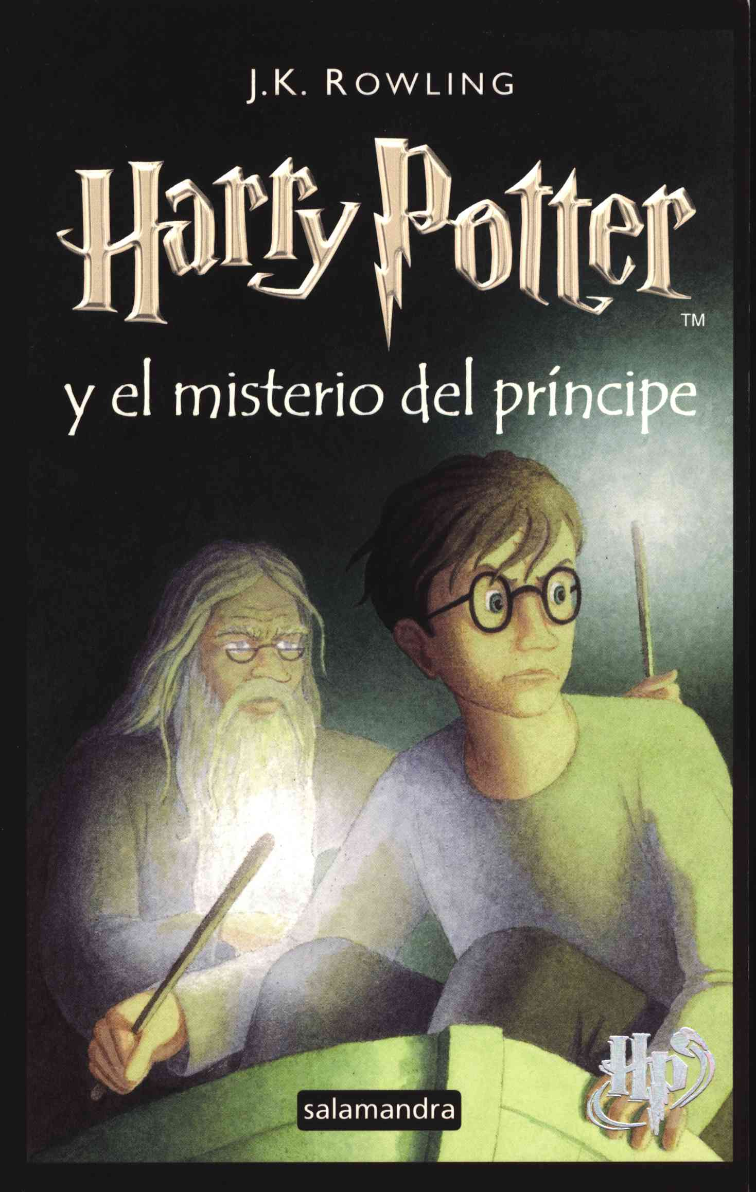 Harry Potter y el misterio del principe / Harry Potter and the Half-Blood Prince (Hardcover)