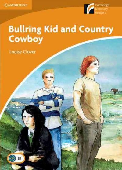 Bullring Kid and Country Cowboy (Paperback)