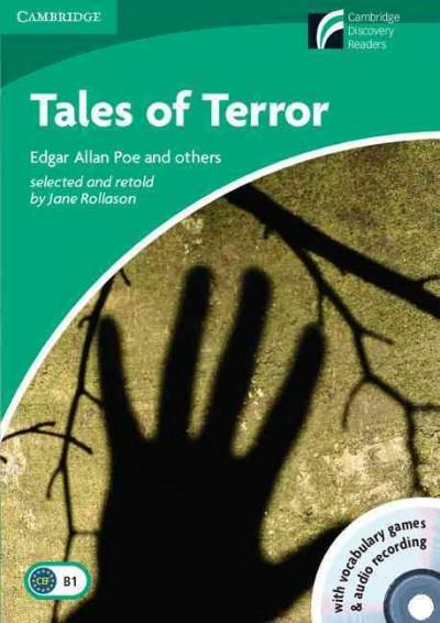Tales of Terror Level 3 Lower-intermediate Book With Cd-rom + Audio Cd Pack 2