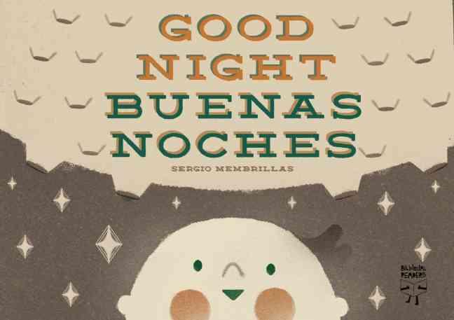 Good Night / Buenas noches (Board book)