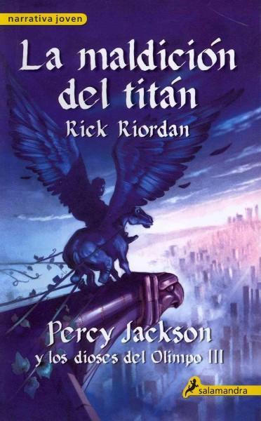 La maldicion del Titan / The Titan's Curse (Paperback)