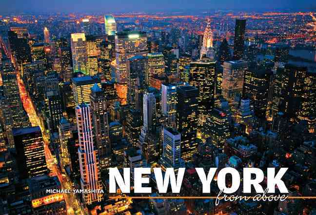New York from Above (Hardcover)