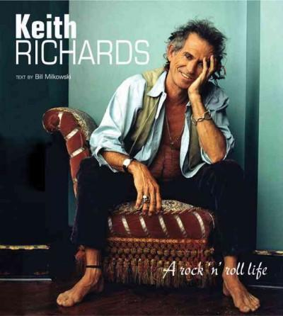 Keith Richards: A Rock 'n' Roll Life (Hardcover)