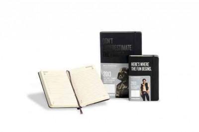 Moleskine Star Wars Black Large 2013 Daily Diary / Planner Agenda Journalier (Calendar)