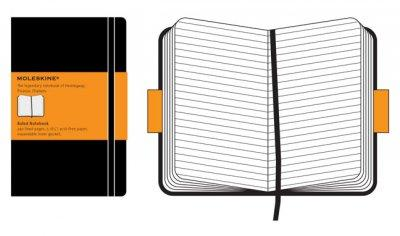 Moleskine Ruled Notebook Large (Notebook / blank book) - Thumbnail 0