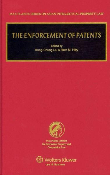The Enforcement of Patents (Hardcover)