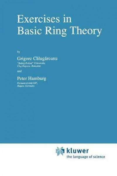 Exercises in Basic Ring Theory (Paperback)
