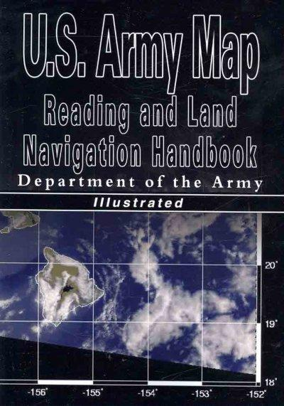 U.S. Army Map Reading and Land Navigation Handbook (Paperback) - Thumbnail 0