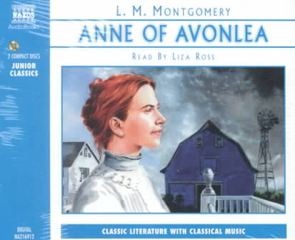 Anne of Avonlea (Compact Disc)