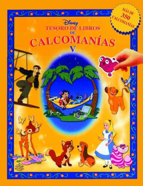 Tesoro de libros de calcomanias (Novelty book)